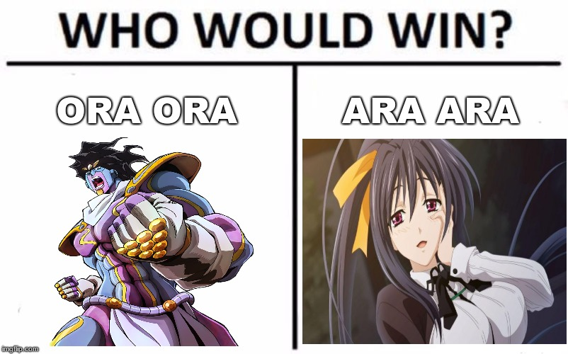 I Dont Think There is Any Contest TBH - anime/manga