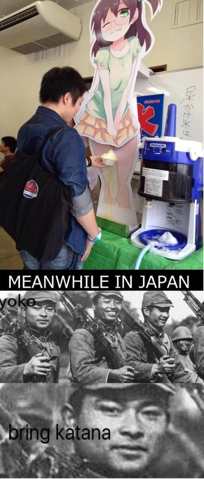 Why Am I Even Surprised - japan